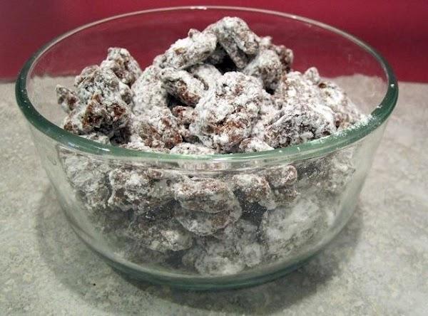Biscoff Muddy Buddies Recipe