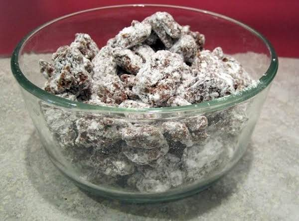 Biscoff Muddy Buddies Recipe