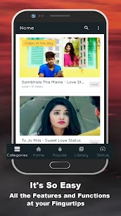 Lovely Video Status App Download For Android and iPhone 2