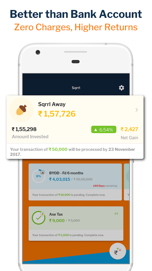 Invest In Mutual Funds | Start SIP | Save Tax- screenshot