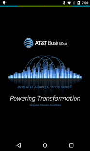 2018 AT&T Alliance Kickoff - náhled