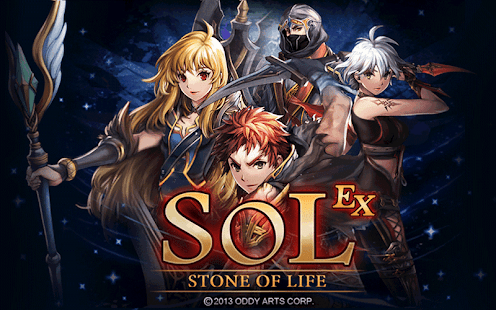 Stone of Life best offline RPG games for android phone