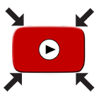 Minimizer Plus for Youtube icon