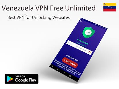 Venezuela VPN Free Unlimited 1