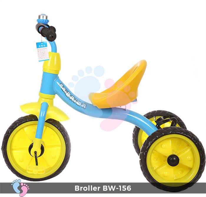 Xe đạp ba bánh trẻ em Broller XD3-156 9