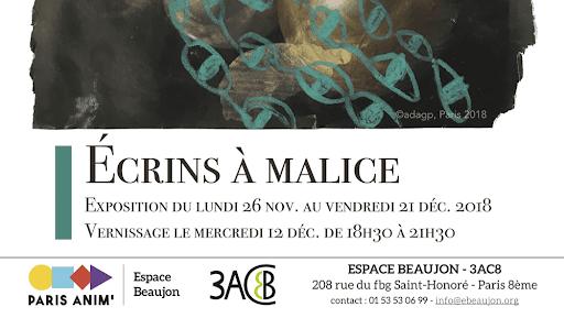 Exposition Expace Beaujon