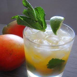 Coconut Mango Mojito Recipe