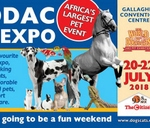 WODAC PET EXPO. : Gallagher Convention Centre