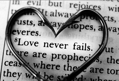 Photo: l'amour ne manque jamais