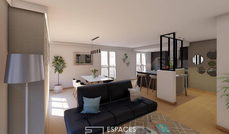 Apartment Rennes