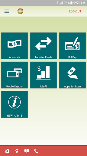 HawaiiUSA FCU Mobile Banking  screenshots 1