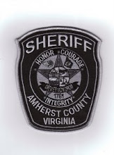Photo: Amherst County Sheriff, Subdued