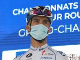 Gretige Alaphilippe bijt tanden stuk op Démare in Frans kampioenschap