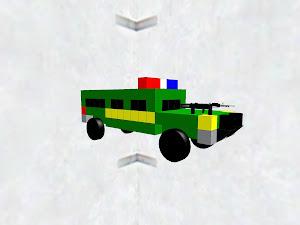Forest ranger car