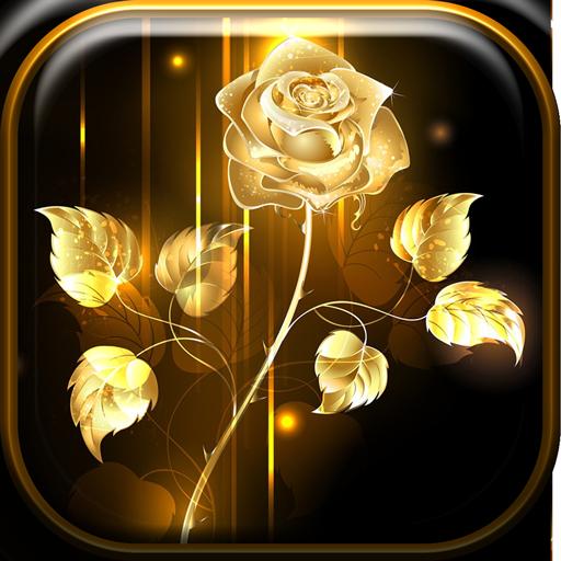 Zlatna Ruza Zive Pozadine Aplikaciјe Na Google Play U