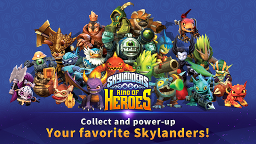 Skylandersu2122 Ring of Heroes A.1.0.1 screenshots 2