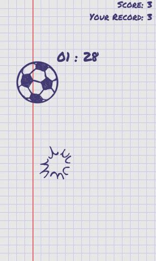 Juggle the Doodle screenshot 2