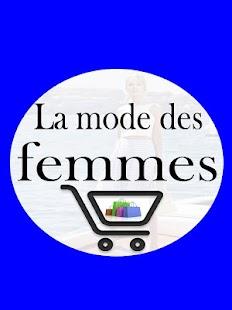 La mode des femmes - náhled