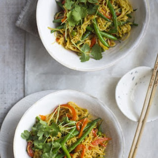 Chicken And Green Bean Vermicelli Noodles Recipes
