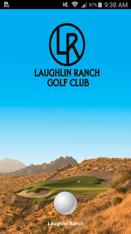 Laughlin Ranch Golf Club- screenshot