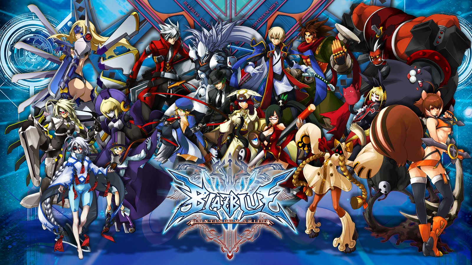 BlazBlue: Continuum Shift — Fighting For A Chance