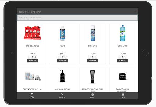 Barbero Express 0.1.9 screenshots 2