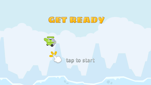 Flappy Plane screenshot 1