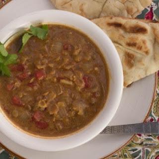 Mulligatawny Stew (Indian Lentil Stew).