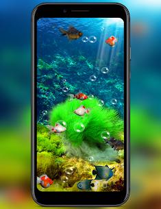Aquarium 3D Live Wallpaper Apk 3