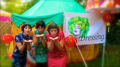 Photo: Chinese Teamasters@Mysteryland 2