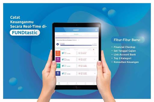 FUNDtastic - Aplikasi Keuangan Pribadi Preview 13