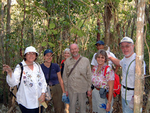 Photo: 2004 Ironwood Forest walkers, Grand Cayman, March 7, 2004