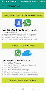 Download WhatsChat For PC Windows and Mac apk screenshot 1