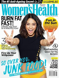 Women's Health Malaysia- screenshot thumbnail