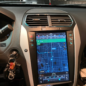 エクスプローラー 1FMHK8 2013y model XLT4WDのカスタム事例画像 ken_bow ヶんさんの2021年05月11日13:32の投稿