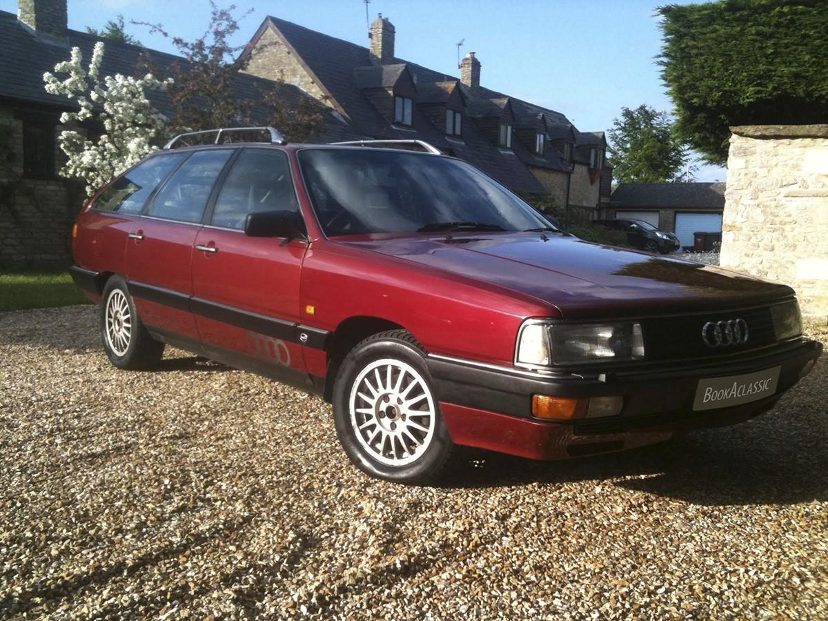 Audi 200 Avant Quattro Turbo Hire Oxford