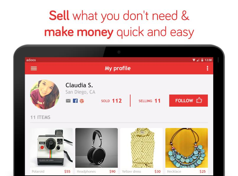 Selio - Buying & Selling- screenshot