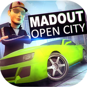 Download MadOut Open City v4 APK + DATA Obb + Torrent Grátis - Jogos Android