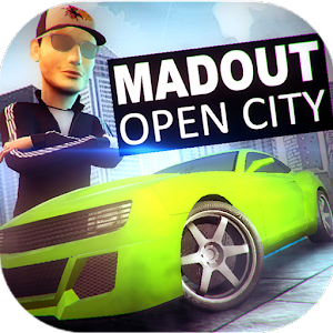 MadOut Open City Icon do Jogo