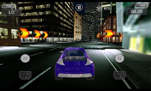 渦輪增壓賽車3D