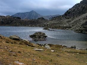 Photo: Cerdanya: estany de Montmalús i la Muga al fons