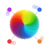 Color Spin - Dots on a Circle