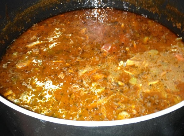 Chicken & Sausage Cajun Gumbo Recipe