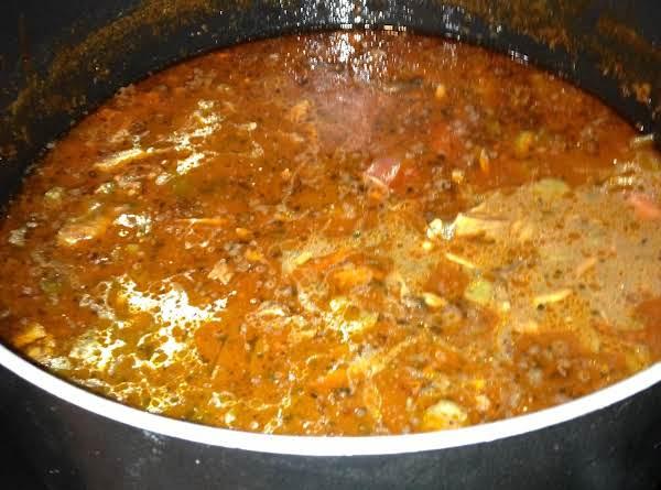 Chicken & Sausage Cajun Gumbo Recipe