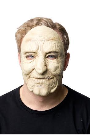 Ansiktsmask, gubbe