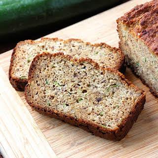 Paleo Zucchini Bread.