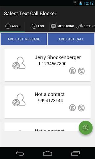 Safest Call and Text Blocker