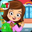 My Town: Preschool Game - Learn & Fun at School icon