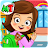 My Town: Preschool Game - Learn & Fun at School logo