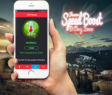 Download Cleaner Speed Boost Battery Saver For PC Windows and Mac apk screenshot 2